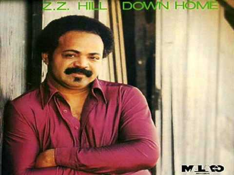 DOWN HOME BLUES  ZZ Hill