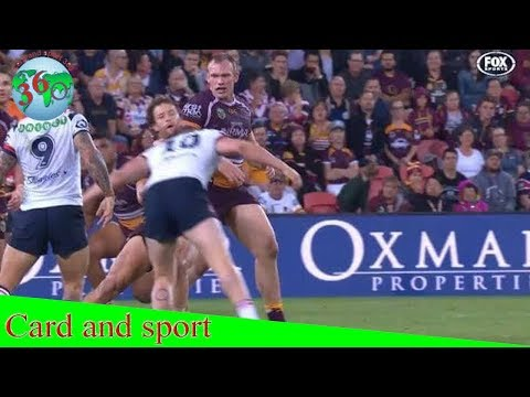Napa escapes NRL sanction for controversial head tackle