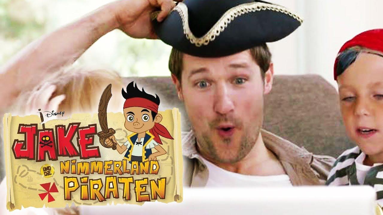 Käpt N Jake Und Die Nimmerland Piraten