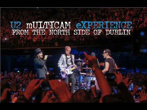 U2 Live Dublin 2018 Multicam (From the North side of Dublin DVD)