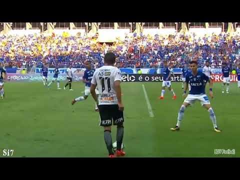 Cruzeiro 1 x 1 Corinthians   HD Melhores Momentos e Gols COMPLETO Brasileirão 01 10 2017