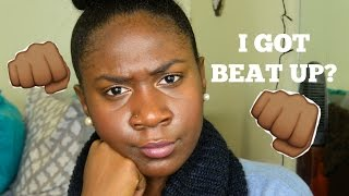 Story Time : I GOT MY A** BEAT Nia Imani