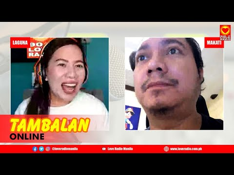 Tambalan Online June 29, 2020 from YouTube · Duration:  26 minutes 52 seconds