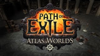Path of Exile: Atlas of Worlds Official Trailer