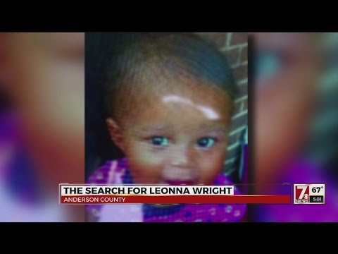 Activist working to raise reward for missing toddler Leonna Wright