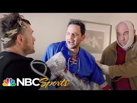 CUPNAPPERS: Nick Kroll Steals the Stanley Cup