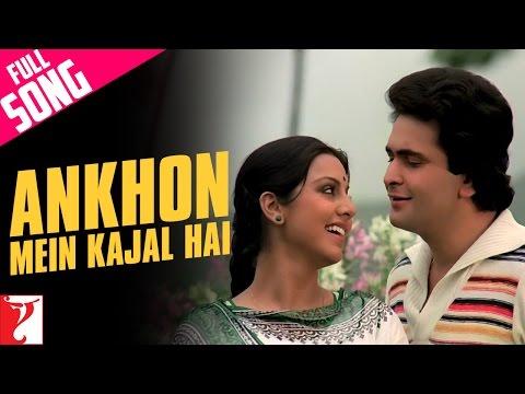Ankhon Mein Kajal Hai Full Song | Doosara...