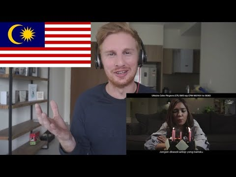 Fara Hezel - Setiaku Pasti (Official Music Video with Lyric) // MALAYSIAN MUSIC REACTION