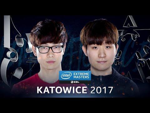 StarCraft II - Zest vs. TY [PvT] - Ro12 - IEM Katowice 2017