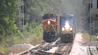 Amtrak 19 Nice K5LA Irondale AL 5-30-11