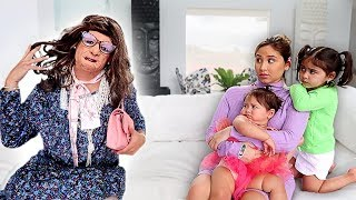EVERYONE MEET OUR NEW NANNY! **BAD IDEA**