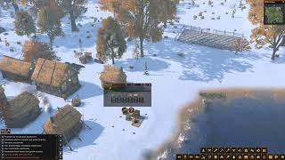 Life is Feudal Forest Village gameplay cz.2 (PC)[HD](PL)