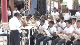 Marcha Primer centenario. Zacatepec Mixe.