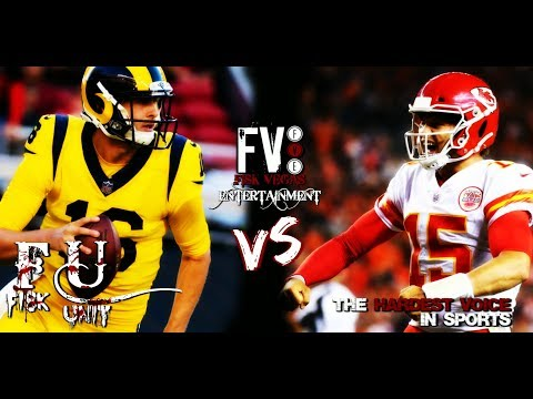 Chiefs vs Rams Reaction: Goff is clutch! Mahomes chokes 2x! Mcvay is clueless