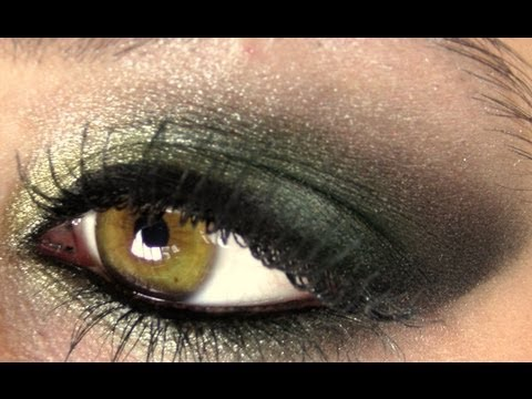green magnetic smoky