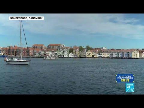 Au Danemark, Sonderborg face à la montée des eaux