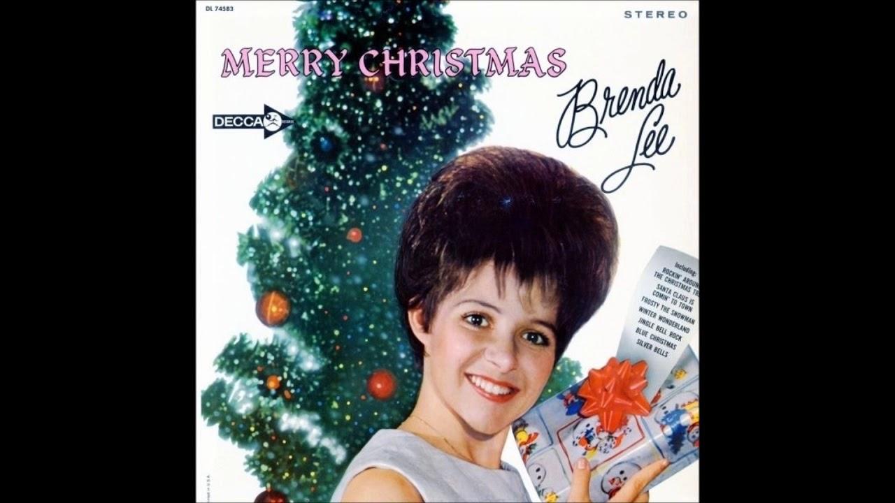 Brenda Lee – Rockin' Around The Christmas Tree - Lyrics - YouTube