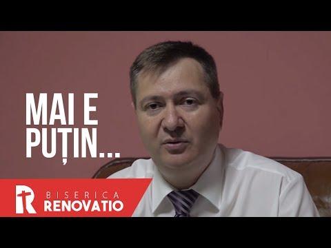Florin Ianovici - Mai e puțin...   MISIUNEA RENOVATIO