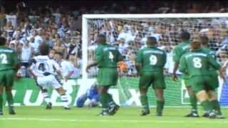 Em 1997,  As Finais do Campeonato Brasileiro entre Vasco e Palmeiras
