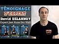 Témoignage d'Expert - David DELANNOY - DVD Karaté de Rue