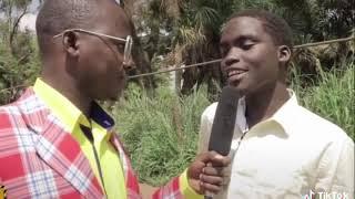 His say Africa president name tiktok comedy