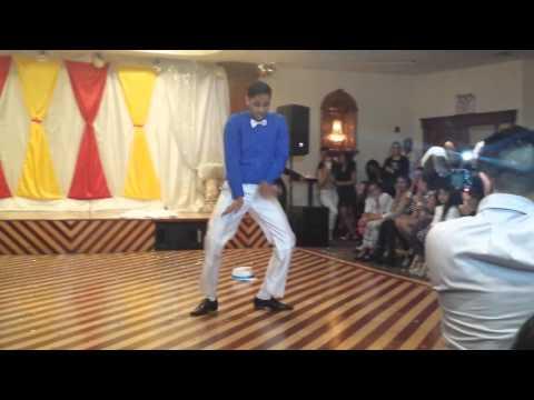 Javid Udai - The Plumber dance