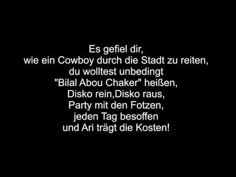 Bushido - Leben und Tod des Kenneth Glöckler Kay One Diss + Lyrics HD