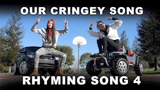 OUR CRINGEY SONG - Rhyming Song 4 - Merrell Twins