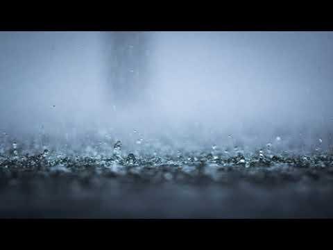 纯音 一小时 雨声 大自然适用于作 学习BGM The Sound of Rain/Relaxing Sounds
