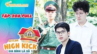 Gia đình là số 1 sitcom | tập 206 full: Sự thay đổi của Kim Long, Đức Minh và Đức Mẫn 2 năm sau