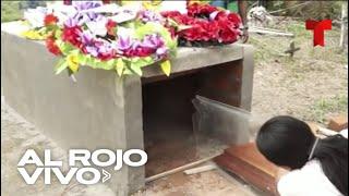 Desentierran a un muerto en Colombia y se llevan una sorpresa | Al Rojo Vivo | Telemundo