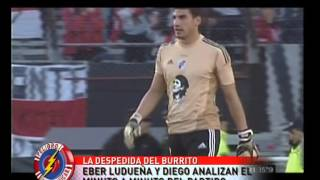 Eber Ludueña, Despedida Ortega - Peligro Sin Codificar thumbnail