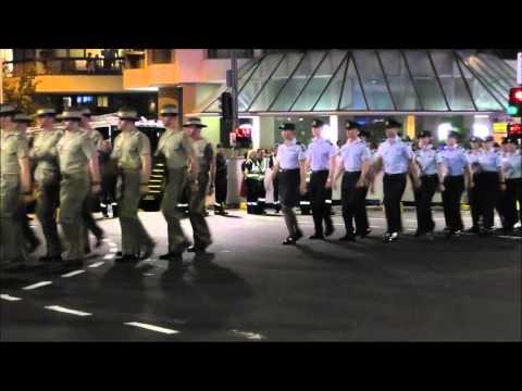 Australian Defence Force Members (Sydney Mardi Gras 2016)