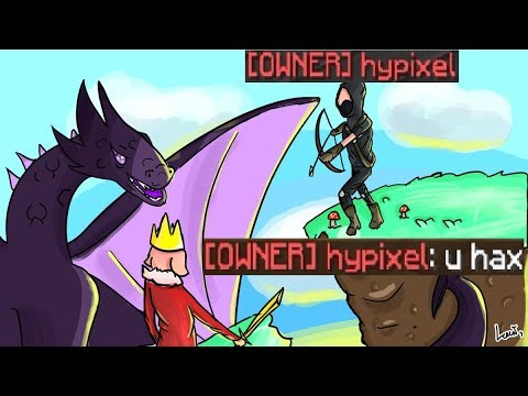 Hypixel vs Technoblade