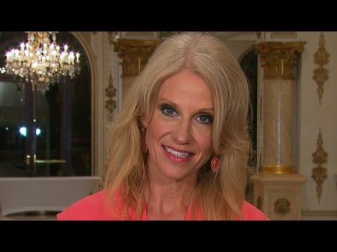 Conway: Sanctions could be politically motivated