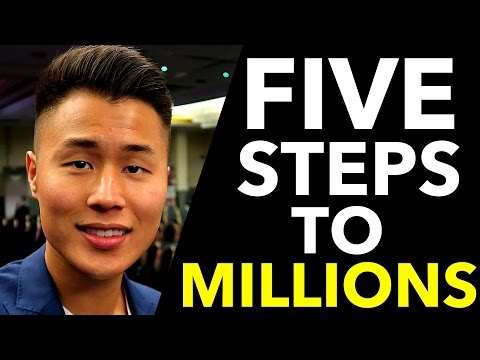 5 Steps to Getting Millions of Views on Youtube