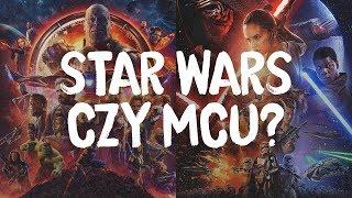 Co jest mocniejszą marką - Star Wars czy MCU?