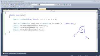 C# Expressions