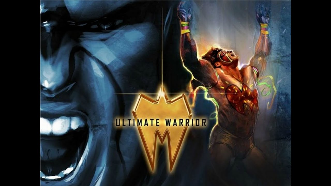 WWE 2K15 [BODY BAG MATCH] ULTIMATE WARRIOR VS THE ...