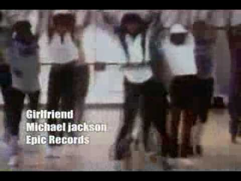 Michael Jackson ''Girlfriend'' Music Video