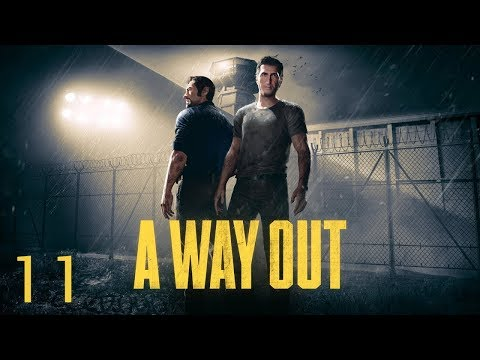 A Way Out with Coestar - Co-Op Adventure Game - E11