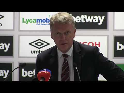 Moyes: My contract is up at midnight - then I'm back on the streets!
