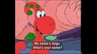 Английский для детей - Gogo loves English 1