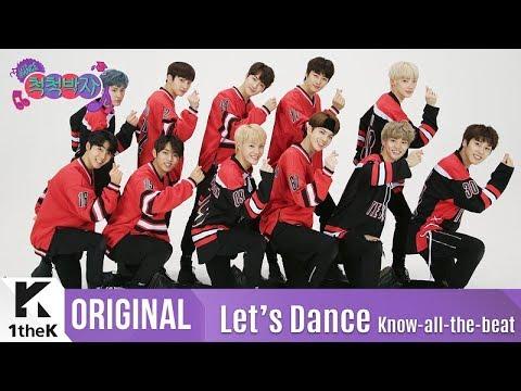 Let's Dance(렛츠댄스): THE BOYZ(더보이즈)   Giddy Up