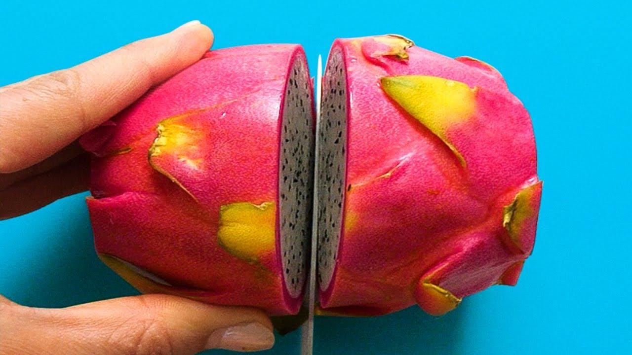 Генијални начини како да лупите и сечете овошје и зеленчук како професионалец