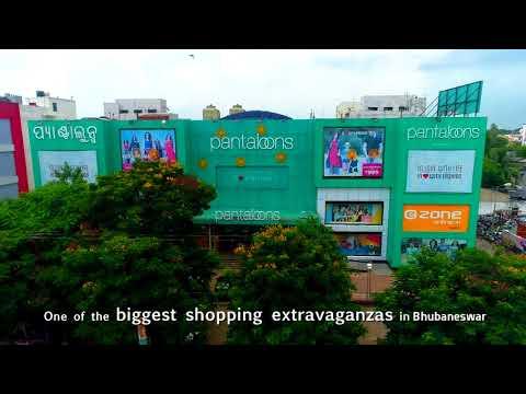 Bhubaneswar's First Luxury Shopping Destination