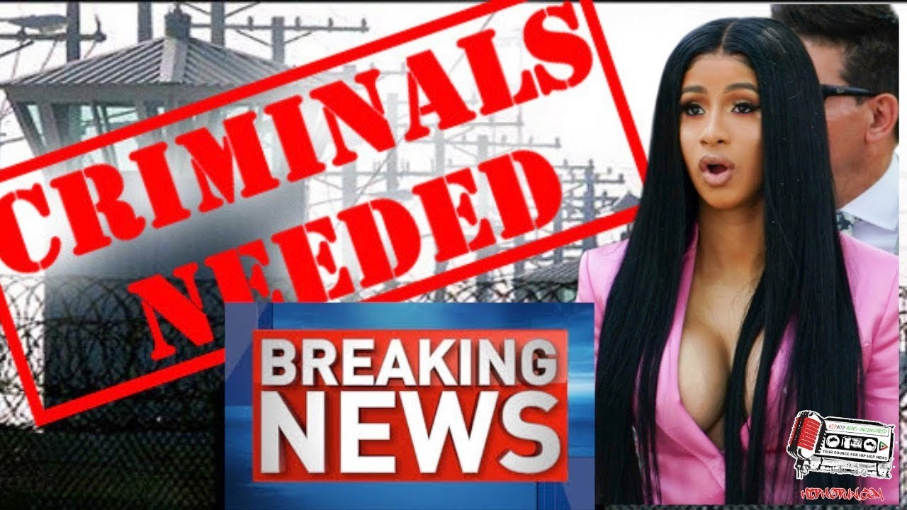 BREAKING: Cardi B Now Facing 14 NEW CHARGES?!?!
