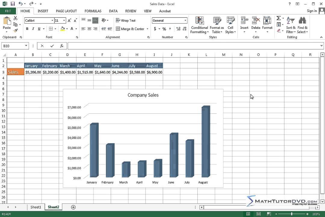 Lesson 4 Worksheets Vs Workbooks Youtube