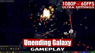 Unending Galaxy gameplay PC HD [1080p/60fps]