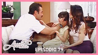 Amarte es mi pecado: Paulina y Marisa llegan a 'La Escondida' | Escena C-79 | tlnovelas